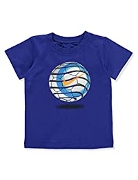 Nike Baby Boys' T-Shirt - deep royal blue, 12 months