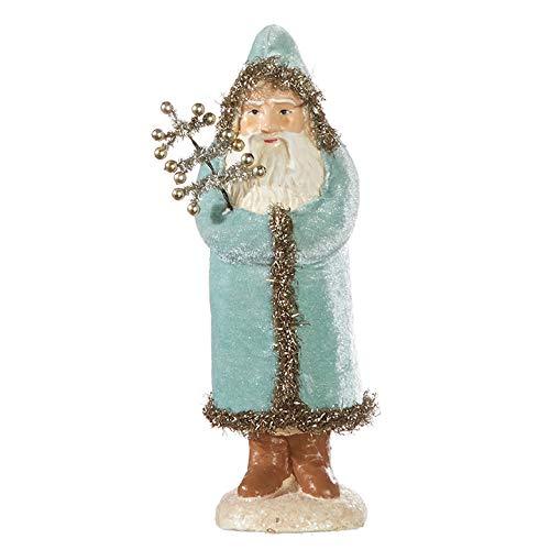 blue santa - 2