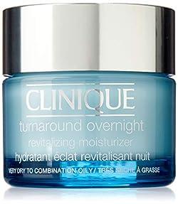 Clinique Turnaround Overnight Revitalizing Moisturizer for Women, 1.7 Ounce