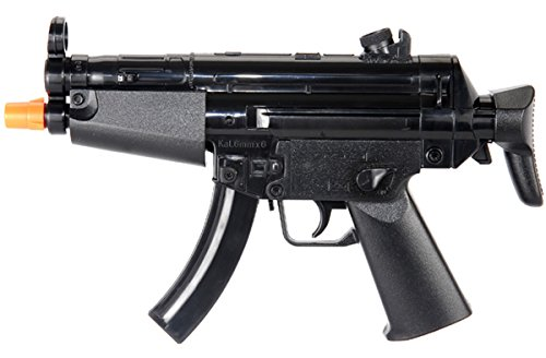 - HFC Mini MP5 AEG Automatic SMG Electric Airsoft Pistol - HB-102 -