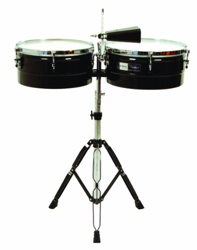 (Tycoon Percussion 14 Inch & 15 Inch Ralph Irizarry Signature Series Timbales)