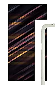 Samsung Galaxy S5 patterns abstract parallax 11 PC Custom Samsung Galaxy S5 Case Cover White