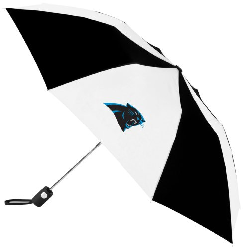 WinCraft NFL Carolina Panthers Automatic Folding Umbrella by WinCraft