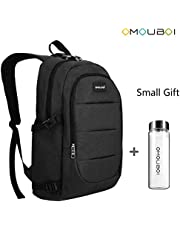 Laptop Backpack Anti Theft Waterproof Travel Backpack Laptop Notebook by OMOUBOI