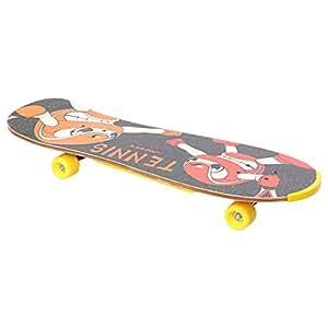Ta Sports Skate Board - 40010023, Multi Color