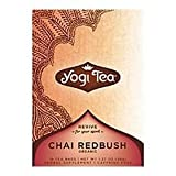 YOGI TEA,OG2,CHAI ROOIBOS, 16 BAG
