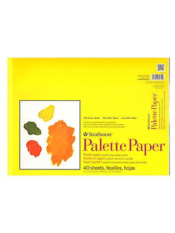 Strathmore Paper Palette Pad 12 in. x 16 in. [PACK OF 2 ]