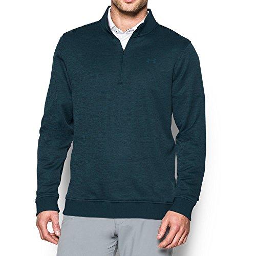 Under Armour Men's Storm SweaterFleece ¼ Zip, Nova Teal , Small ()