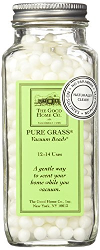 The Good Home Co. Pure Grass Vacuum Beads, 12-14 Uses ()