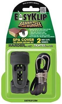 Spa et jacuzzi Easyklip attacher kit réparation accessoires de couverture de spa