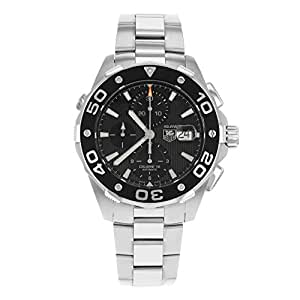 Tag Heuer Aquaracer Automatic-self-Wind Male Watch CAJ2110.BA0872 (Certified Pre-Owned)