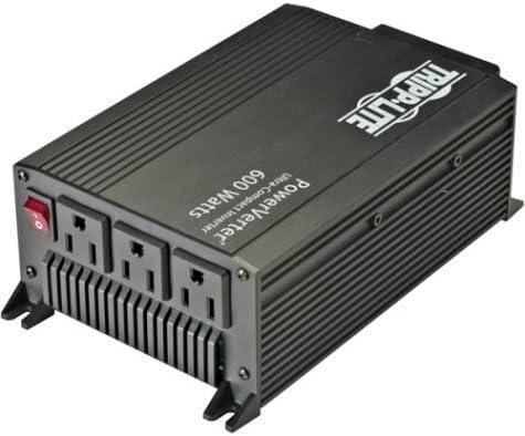 Tripp lite 600W POWER INVERTER 3OUTLET W PV600