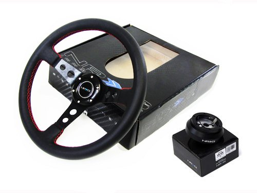 00-09 Honda S2000 Honda Prelude NRG 350MM Steering for sale  Delivered anywhere in USA