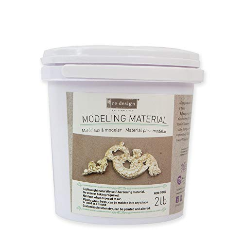 - Redesign Air Dry Modeling Material 2.0 Lbs-