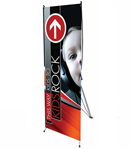 Amazon Signworld X Banner Stand Portable Trade Show Display Simple Artistic Displays Banner Stands