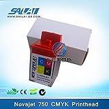 Printer Parts Novajet 750 Inkjet Printer CMYK Yoton