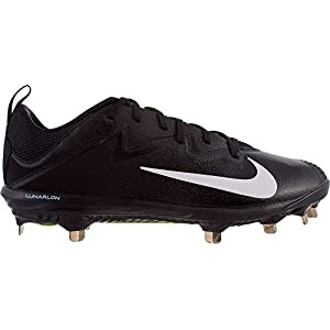 NIKE Mens Lunar Vapor Ultrafly Pro Baseball Cleats (7 D US, Black/White-Anthracite)