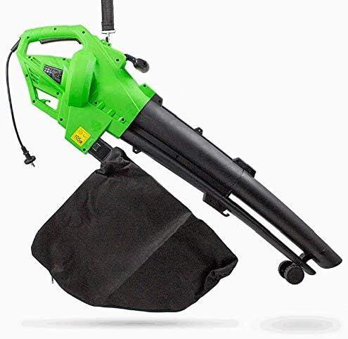 GardenKraft Soplador – Aspirador – Triturador de Hojas 3000 W 270 ...