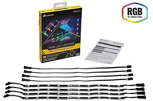 CORSAIR CL-8930002 RGB LED Lighting PRO Expansion Kit