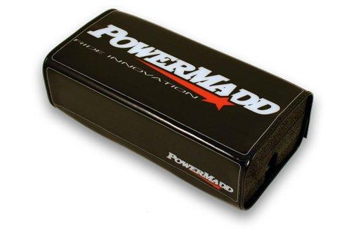 PowerMadd 44261 Black Handlebar Pad (Oversized Bar Style)