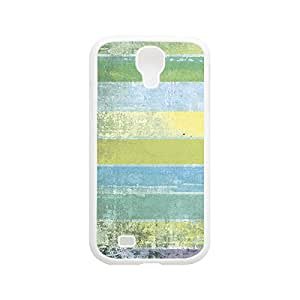 Sixspace Stripe Pattern Back Hard Case Cover for Samsung Galaxy S4