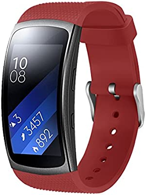 Cyeeson Samsung Gear Fit 2 SM-R360/ Samsung Fit 2 Pro ...