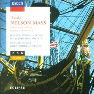 Nelson Mass Arianna a Naxos Scena Di Berenice by Decca Import