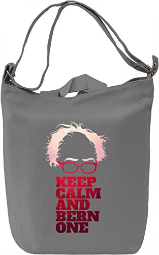 Keep Calm And Bern One Borsa Giornaliera Canvas Canvas Day Bag| 100% Premium Cotton Canvas| DTG Printing|