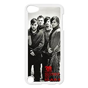 Personalized DIY Snap on Los Angeles Hot Rock Band 30 Seconds To Mars Custom Cover Case for IPod Touch 5th Case-4