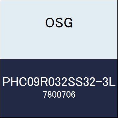 OSG カッター PHC09R032SS32-3L 商品番号 7800706