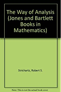 The way of analysis revised edition jones and bartlett books in the way of analysis fandeluxe Image collections