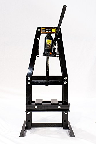 Press 12 Ton (Wimmer 6 Ton Shop Press Bench Hydraulic Equipment Jack Stand)