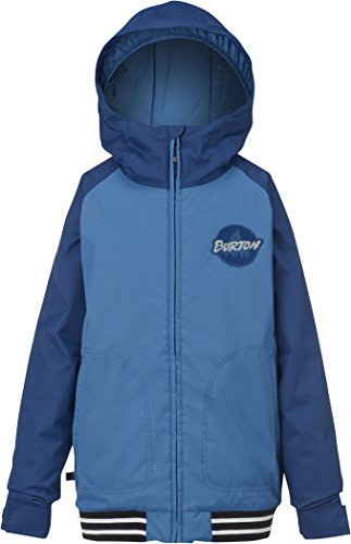 Burton Boys Game Day Jacket, Boro/Glacier Blue, (Glacier Systems Jacket)