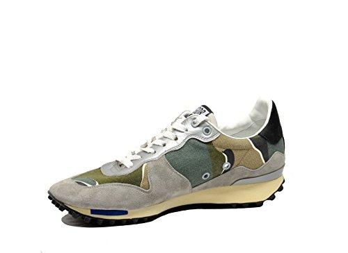 Gouden Gansmensen G32ms456d7 Multicolour Suède Sneakers