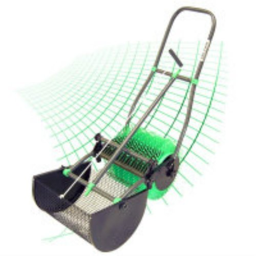 12'' Nut Picker Upper Roller for Pecans, Large Acorns and Almonds by Bag-A-Nut