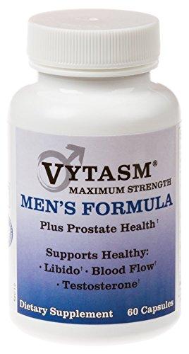 Vytasm Maximum Strength Men's Formula Review