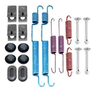 Accent Kit Spring - Raybestos H17413 Professional Grade Drum Brake Hardware Kit
