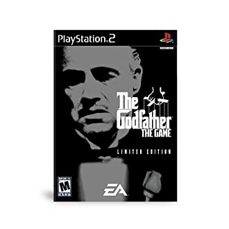 Godfather the Game Limited Edition - PlayStation 2
