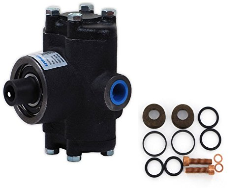 Hypro 5330C-CHX Piston Pump with 3430-0007 Repair Kit (Bundle, 2 Items)