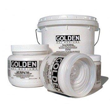 - Golden Acryl Med 16 Oz Soft Gel Gloss