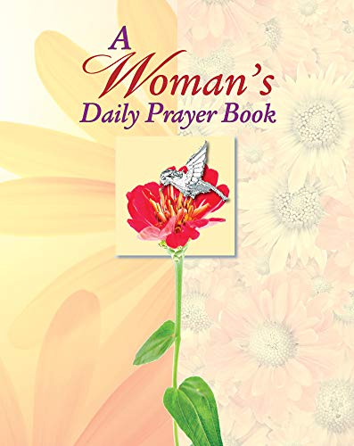 A Woman's Daily Prayer Book (Deluxe Daily Prayer Books) -