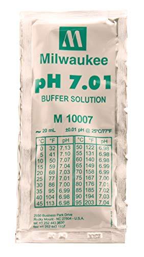 Milwaukee M10007B - 20 ml Packet 7.01 Buffer Solution ()