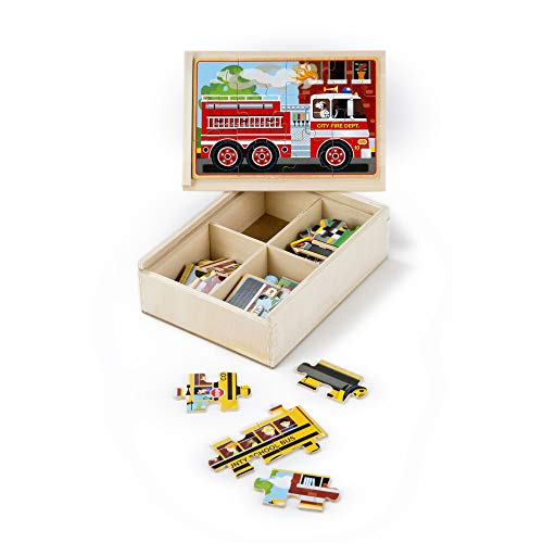 children wood puzzles - 7