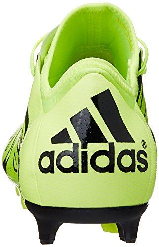 adidas PerformanceX15.1 FG/AG - Scarpe da Calcio Uomo Giallo (Gelb (Solar Yellow/Solar Yellow/Core Black))
