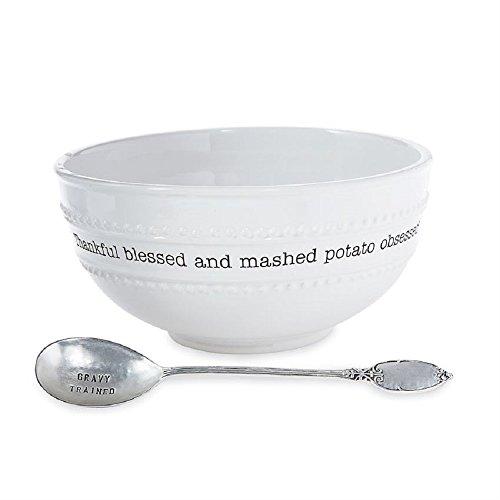 Pie Styles Mud (Mashed Potato Bowl Set, Bowl 4 1/2