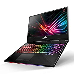 "Asus ROG Strix Hero II Gaming Laptop, 15.6"" 144Hz ..."
