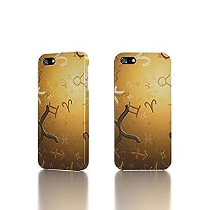 Apple iPhone 4 / 4S Case - The Best 3D Full Wrap iPhone Case - Zodiac vector