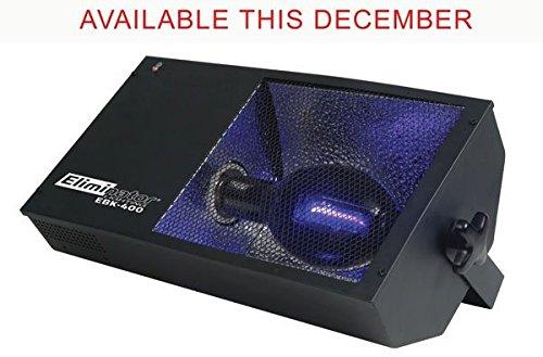 Eliminator Lighting EBK-400 Black Light Wash Fixture