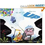 The Art of Up (Pixar Animation) [Hardcover]
