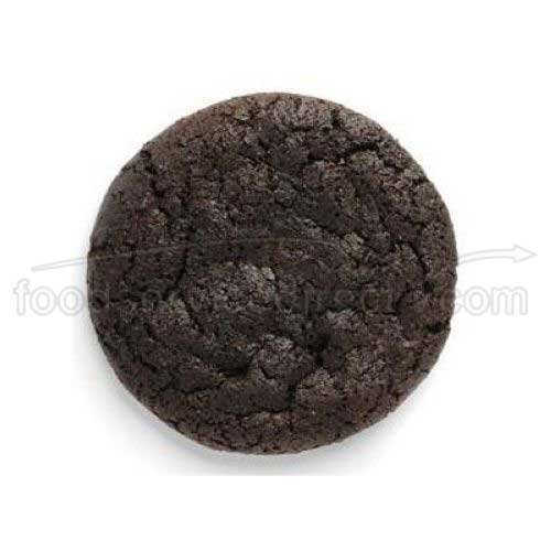 Delicious Essentials Chocolate Brownie Cookie Dough, 1.5 Ounce - 240 per case.